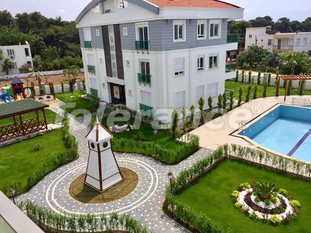 Апартаменты в Ларе, Анталия  в комплексе с бассейном - 8117 | Tolerance Homes