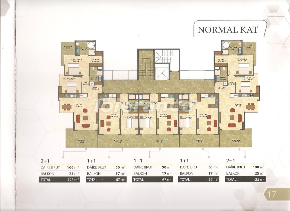 Современный и роскошный комплекс в Каргиджаке - 8215 | Tolerance Homes