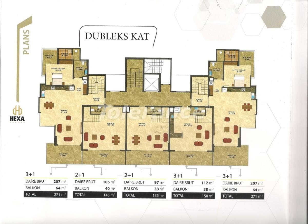 Современный и роскошный комплекс в Каргиджаке - 8217 | Tolerance Homes