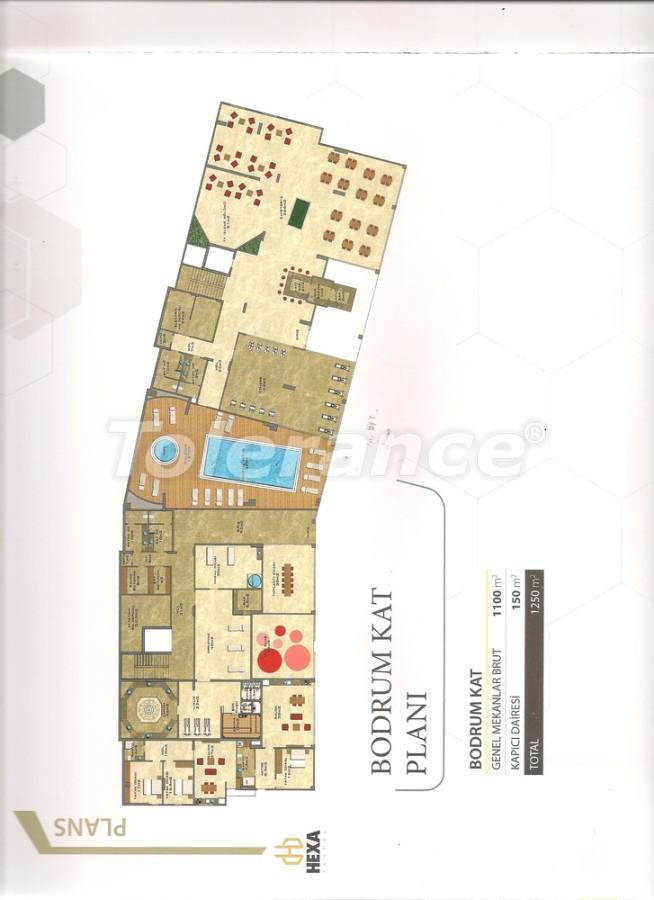 Современный и роскошный комплекс в Каргиджаке - 8216 | Tolerance Homes