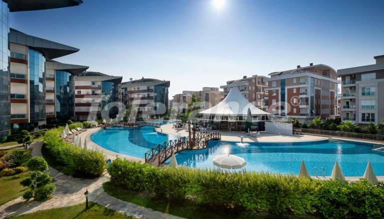 Трехкомнатные апартаменты люкс класса в Лимане, Коньяалты в 500 метрах от моря - 410   Tolerance Homes