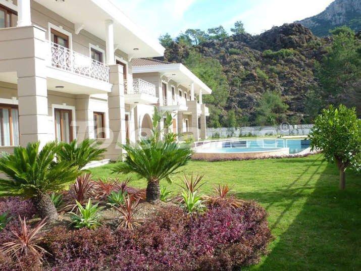 Двухкомнатные квартиры в Кемере рядом с морем в комплексе с бассейном - 9087 | Tolerance Homes