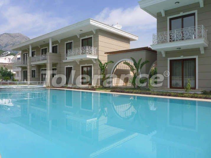 Двухкомнатные квартиры в Кемере рядом с морем в комплексе с бассейном - 9082 | Tolerance Homes