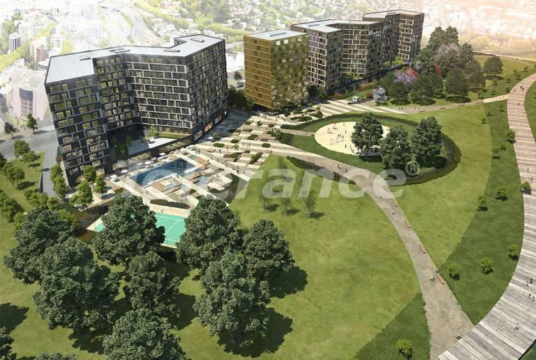 Квартиры в Кючукчекмедже, Стамбул в современном комплексе с рассрочкой до 3-х лет с гарантией аренды - 20339 | Tolerance Homes
