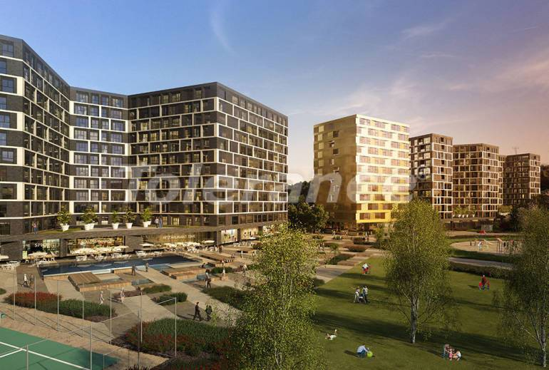 Квартиры в Кючукчекмедже, Стамбул в современном комплексе с рассрочкой до 3-х лет с гарантией аренды - 20343 | Tolerance Homes