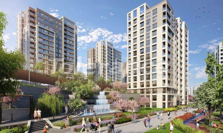 Просторные квартиры в Башакшехир, Стамбул в современном комплексе с рассрочкой до 1 года - 20583   Tolerance Homes