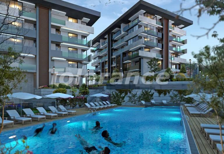 Роскошь, комфорт и безопасность в современном жилом комплексе в сердце Стамбула! - 10077 | Tolerance Homes