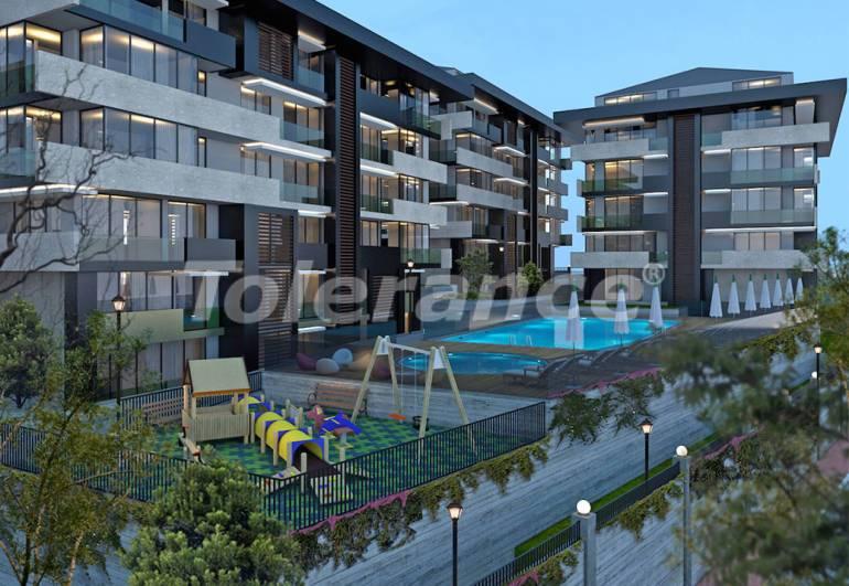 Роскошь, комфорт и безопасность в современном жилом комплексе в сердце Стамбула! - 10076 | Tolerance Homes