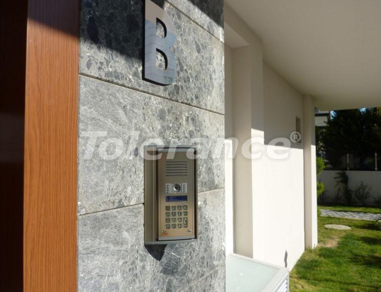 Современная трехкомнатная квартира в Хурме, Коньяалты в комплексе с бассейном - 24193 | Tolerance Homes