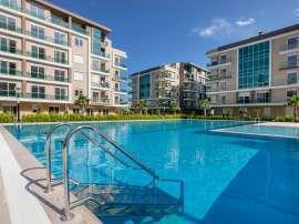 Вторичная  квартира в Хурме, Коньяалты в комплексе с открытым и закрытым бассейнами - 126 | Tolerance Homes