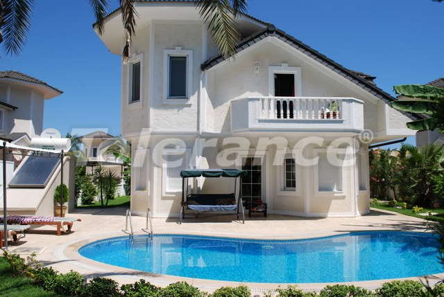 Роскошная отдельная вилла в Асланбуджаке, Кемер с частным бассейном - 10909 | Tolerance Homes