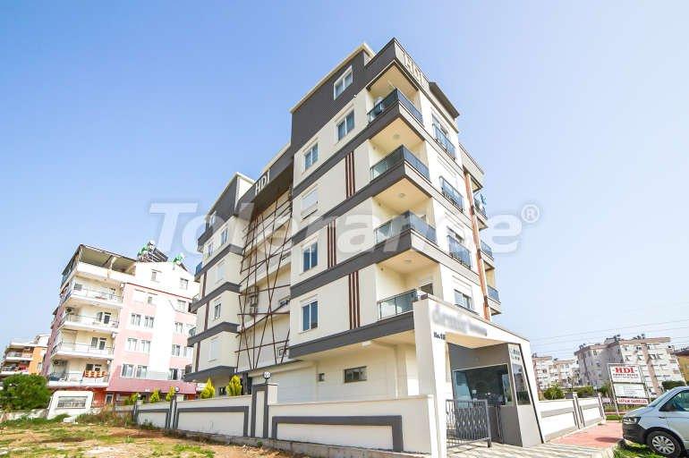 Новые квартиры в  Лимане, Коньяалты в небольшом уютном комплексе с бассейном и видом на горы - 11014   Tolerance Homes
