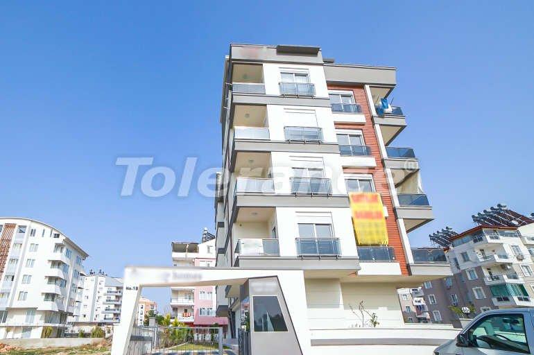 Новые квартиры в  Лимане, Коньяалты в небольшом уютном комплексе с бассейном и видом на горы - 11015   Tolerance Homes