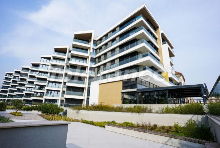 Эксклюзивные апартаменты в Лимане, Коньяалты с 3-мя и 4-мя спальнями с прямым видом на море - 32138 | Tolerance Homes