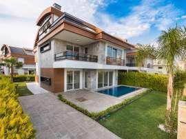 Люкс виллы в Ларе, Анталия с частным бассейном в охраняемом комплексе - 11206 | Tolerance Homes