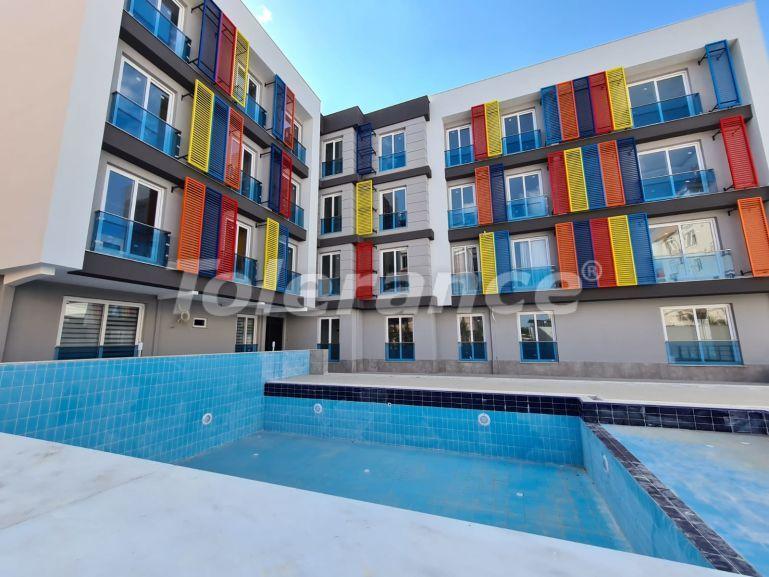 Недорогие квартиры в Кепезе, Анталия в комплексе с бассейном - 26911 | Tolerance Homes