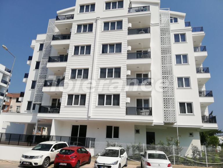 Апартаменты в Коньяалты, Анталия  в комплексе отельного типа с гарантией дохода - 17662 | Tolerance Homes