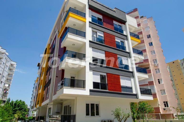 Апартаменты в Лимане, Коньяалты с фитнес центром и сауной от застройщика - 30574 | Tolerance Homes