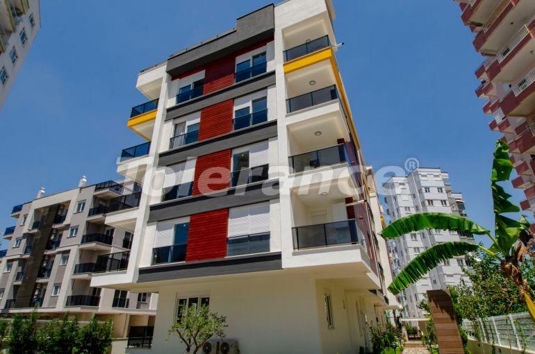 Апартаменты в Лимане, Коньяалты с фитнес центром и сауной от застройщика - 30575 | Tolerance Homes