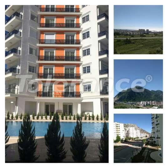 Роскошные квартиры в Хурме, Коньяалты от застройщика - 11906   Tolerance Homes