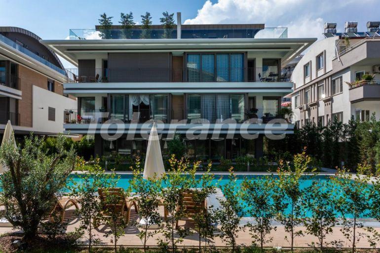 Эксклюзивные апартаменты в Коньяалты, Анталия  класса люкс в 100 метрах от моря и набережной - 21984 | Tolerance Homes