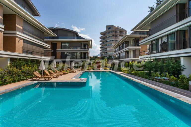 Эксклюзивные апартаменты в Коньяалты, Анталия  класса люкс в 100 метрах от моря и набережной - 21983 | Tolerance Homes