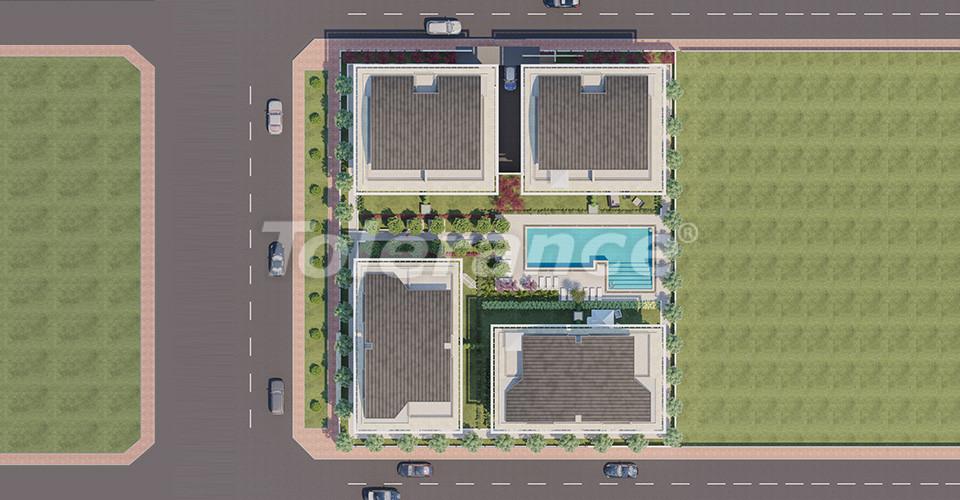 Эксклюзивные апартаменты в Коньяалты, Анталия  класса люкс в 100 метрах от моря и набережной - 12023 | Tolerance Homes