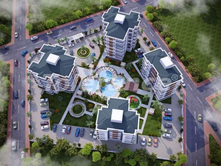 Новый проект апартаментов в Кепез, Анталия недалеко от центра города - 12070 | Tolerance Homes