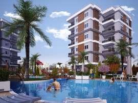 Новый проект апартаментов в Кепез, Анталия недалеко от центра города - 12075 | Tolerance Homes