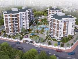 Новый проект апартаментов в Кепез, Анталия недалеко от центра города - 12071 | Tolerance Homes