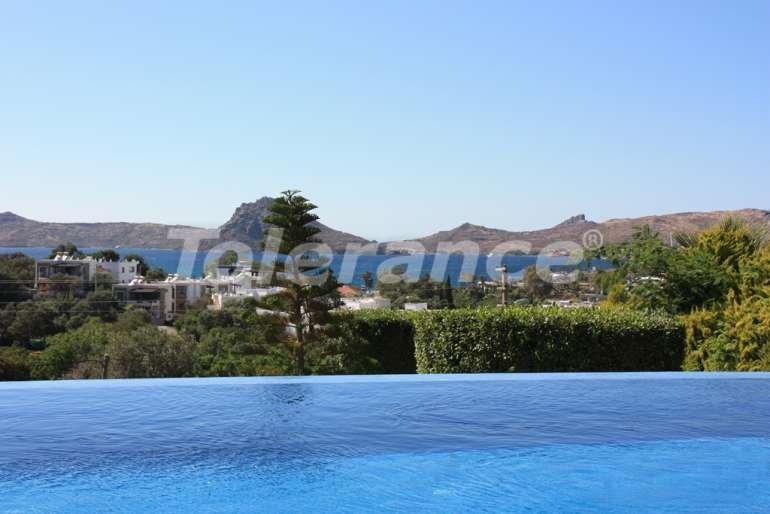 Вилла в Бодруме с частным бассейном и видом на море - 12947   Tolerance Homes