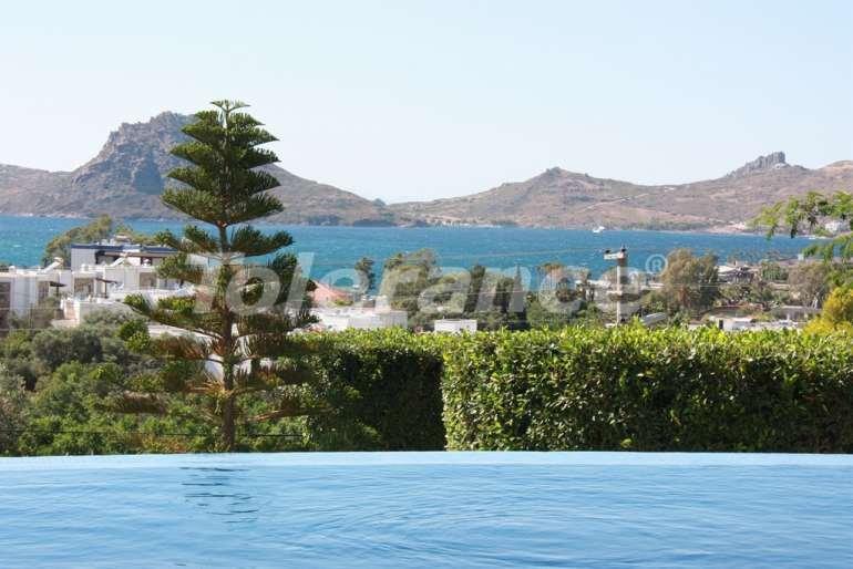 Вилла в Бодруме с частным бассейном и видом на море - 12946   Tolerance Homes