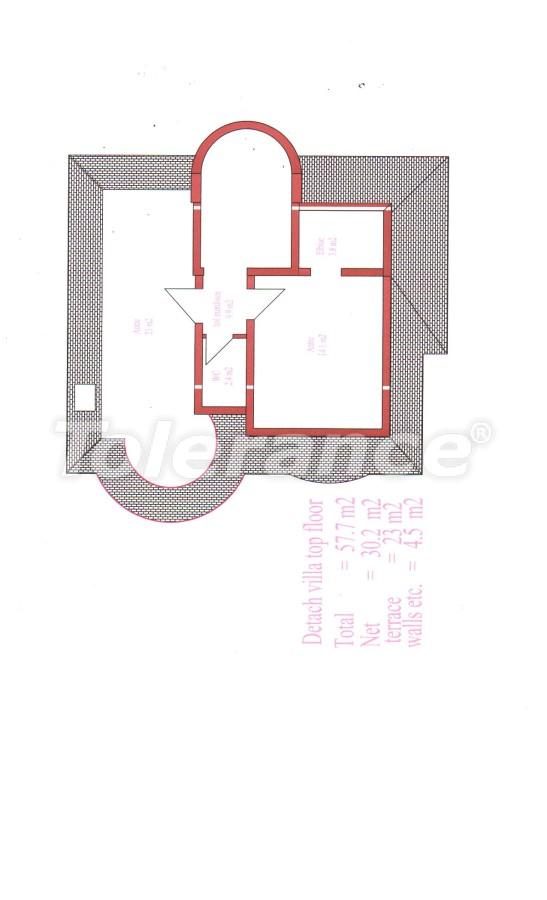Апартаменты в Белеке для инвестиций, отельного типа, рядом с Национальным гольф-клубом - 13510 | Tolerance Homes