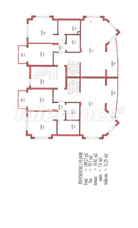 Апартаменты в Белеке для инвестиций, отельного типа, рядом с Национальным гольф-клубом - 13511 | Tolerance Homes