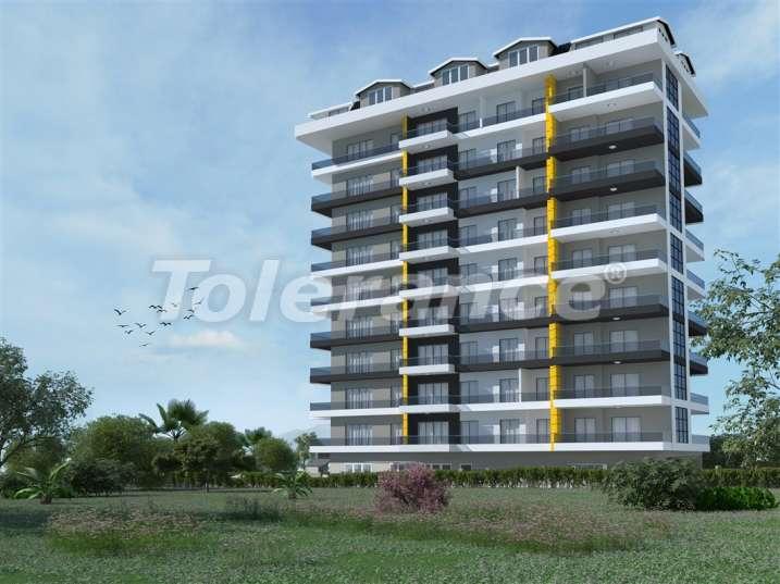 Просторные апартаменты  в центре Махмутлара, Алания - 13514 | Tolerance Homes