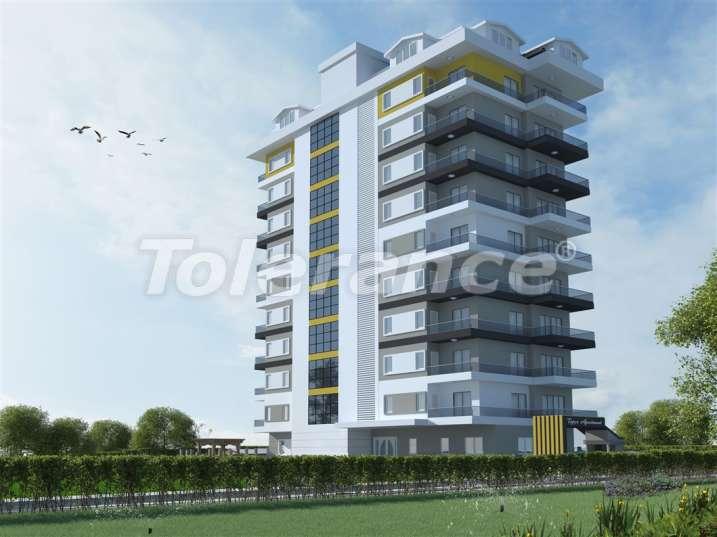 Просторные апартаменты  в центре Махмутлара, Алания - 13513 | Tolerance Homes