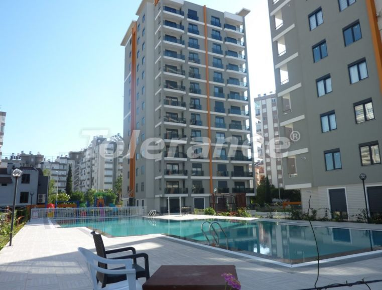 Роскошные апартаменты в Унджалы, Коньяалты с бассейном - 22400 | Tolerance Homes