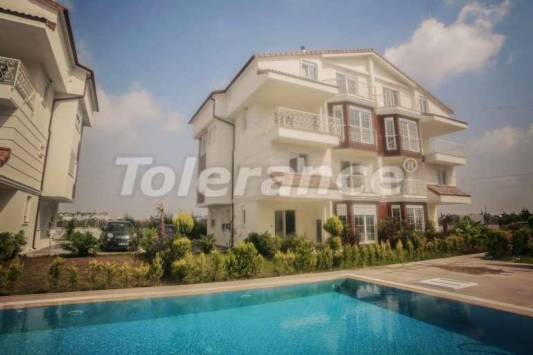 Роскошные виллы  в Дошемеалты, Анталия с джакузи - 13885   Tolerance Homes
