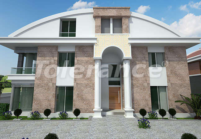 Люкс виллы в Коньяалты, Анталия с возможностью получения турецкого гражданства - 13933   Tolerance Homes