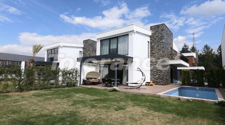 Вторичная вилла класса люкс в Кепезе, Анталия с частным бассейном - 13943 | Tolerance Homes