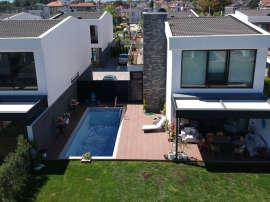Вилла класса люкс в Кепезе, Анталия с частным бассейном - 13944 | Tolerance Homes
