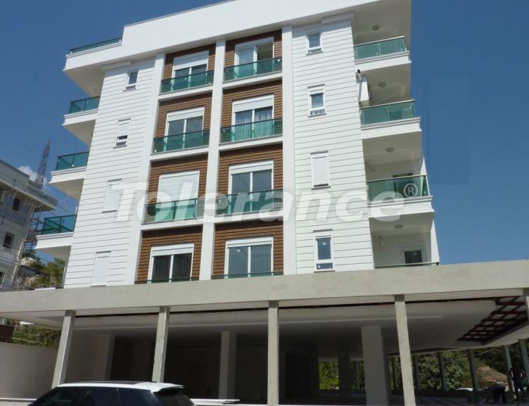 Просторные квартиры  в Хурме, Коньяалты в комплексе с бассейном  с рассрочкой - 19564 | Tolerance Homes