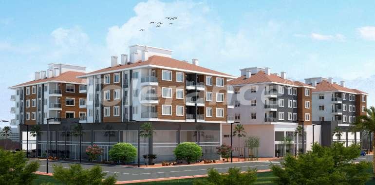 Инвестиционный проект: просторные квартиры в  районе Кепез, Анталия от застройщика - 14048 | Tolerance Homes