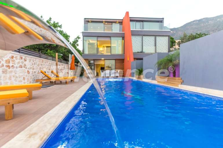 Виллы близнецы в Калкане с частным бассейном недалеко от моря - 14154 | Tolerance Homes
