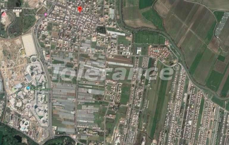 2 участка в Белеке, Кадрие, подходящие для строительства вилл - 14186 | Tolerance Homes