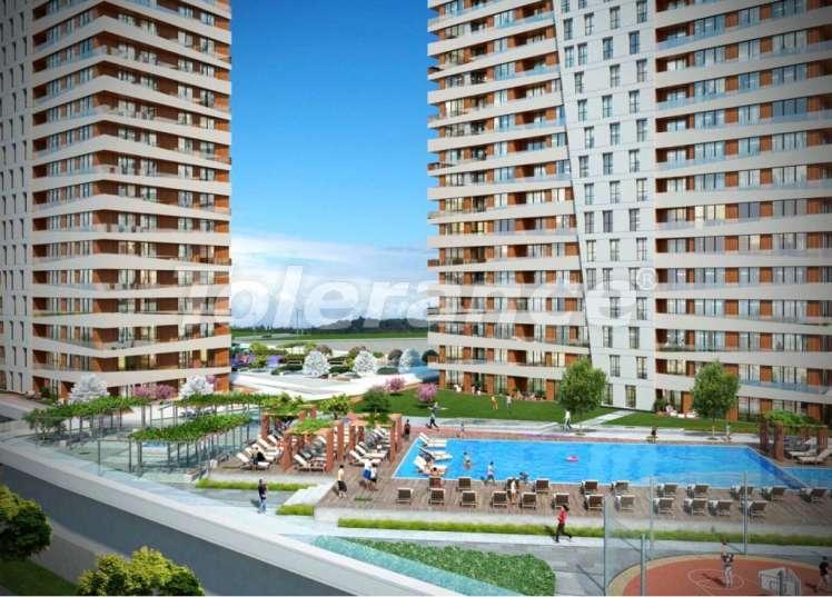 Элитные квартиры в Стамбуле в современном комплексе с развитой инфраструктурой - 14286 | Tolerance Homes