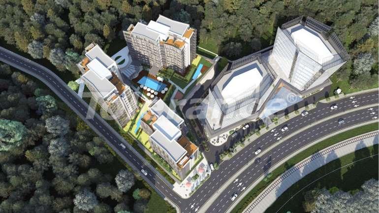 Квартиры в Стамбуле в комплексе с развитой инфраструктурой - 14332 | Tolerance Homes