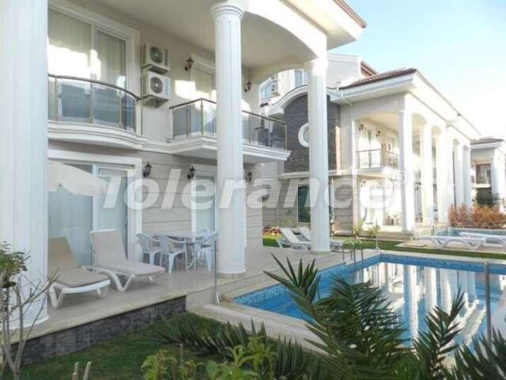 Вторичная вилла в Чалыш, Фетхие в комфортабельном комплексе с частным бассейном - 14448 | Tolerance Homes