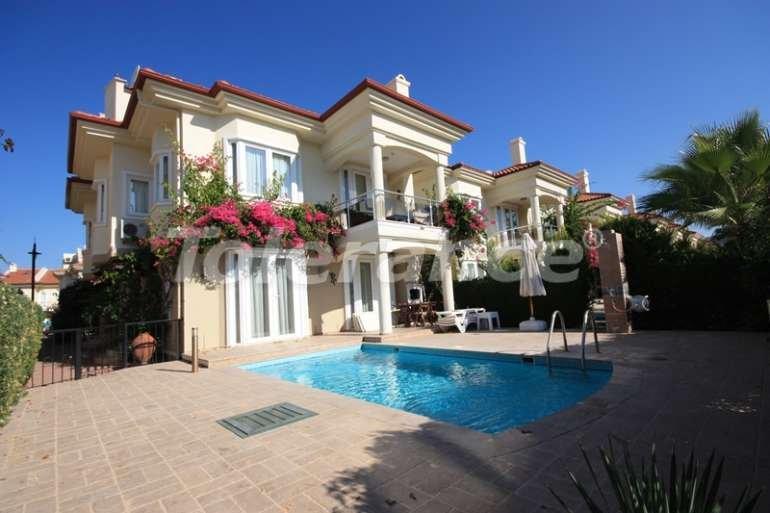 Вилла в Чалыш, Фетхие возле моря с частным бассейном - 14471 | Tolerance Homes