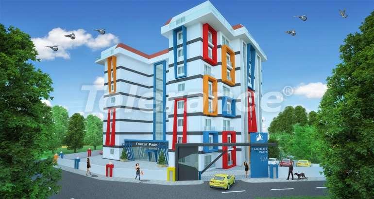 Недорогие квартиры в Алании в современном комплексе с бассейном - 14565   Tolerance Homes